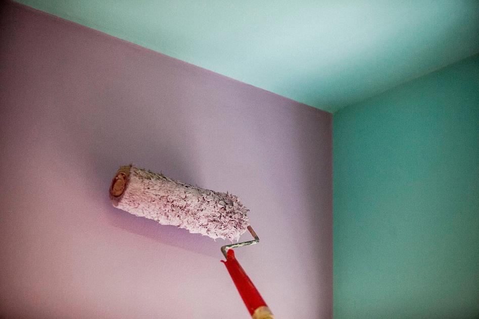 Como decorar meu quarto gastando pouco dinheiro for Moda en pintura de paredes