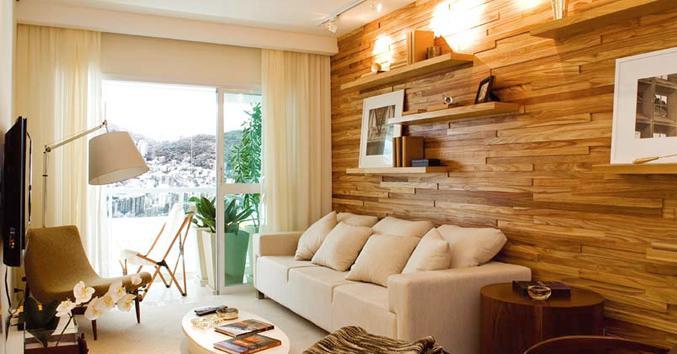 Decora o de paredes dicas ideias e inspira es for Paredes interiores revestidas