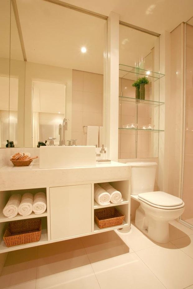 Pisos e Revestimentos para Banheiros  Como Usar -> Banheiros Decorados Suite