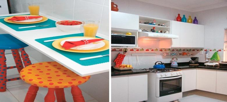 Coisas Sobre Como Organizar Uma Cozinha Pequena e Simples