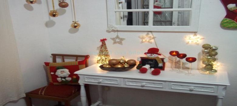 decoracao de arvore de natal simples e barata: de Decoração de Natal Simples e Barata que separamos