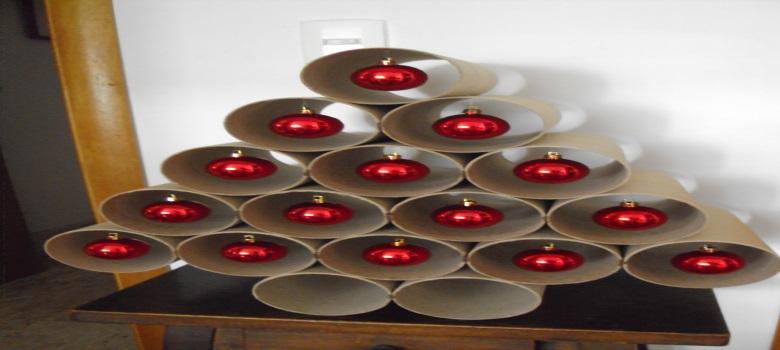 decoracao de arvore de natal simples e barata:Melhores Dicas de Decoração de Natal Simples e Barata