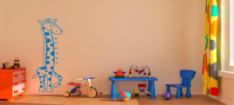 Adesivos de Parede para Quarto Infantil 5 Dicas ~ Adesivos De Parede Quarto Gamer