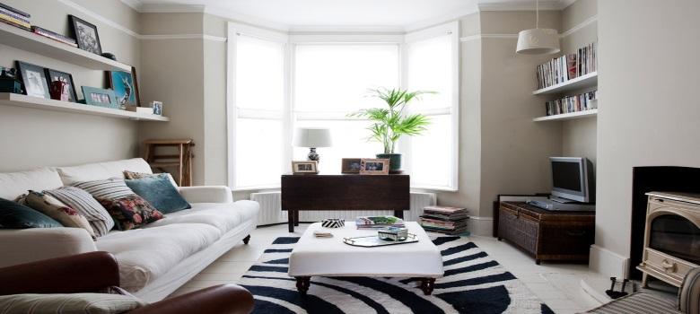 decoracao de sala barata e bonita:Melhores Dicas de Decoração de Salas Simples e Baratas