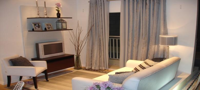 decoracao de sala barata e bonita:Móveis para Decoração de Salas Simples e Baratas