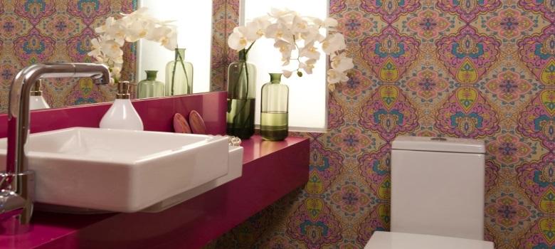 lavabo decoracao barata:Dicas de Decoração de Lavabo Pequeno – Aprenda Já