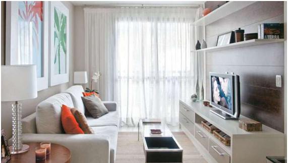 decora o interiores casas pequenas melhores dicas
