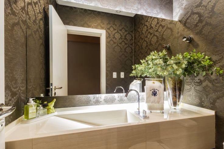 Gabinete para banheiro com cuba como usar for Gabinete para lavabo