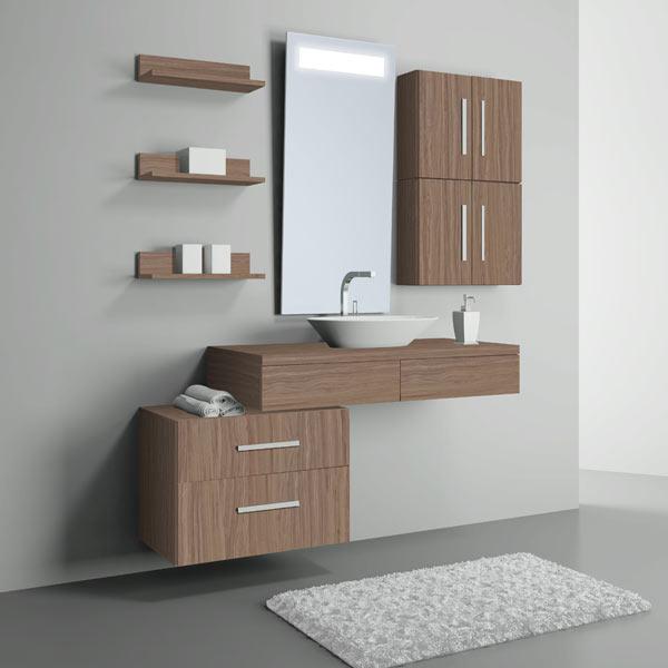Gabinete para Banheiro com Cuba  Como Usar -> Gabinete Para Banheiro Planejado Com Rodinha