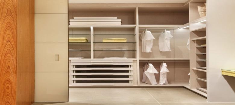 Como usar closets pequenos e modernos imperdivel for Closets modernos para parejas