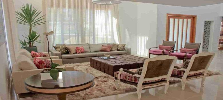 Decoraç u00e3o de Casas Pequenas e Bonitas Tudo Sobre # Decoracao De Casas Modernas