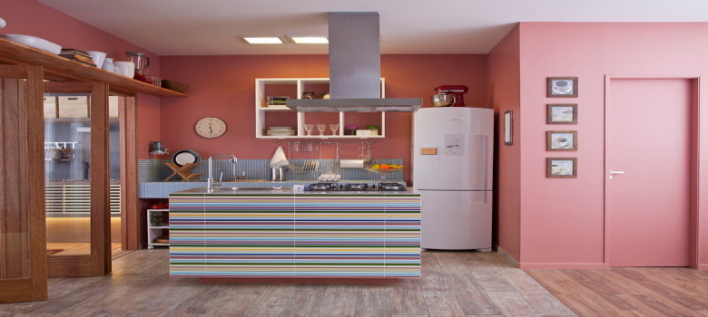 Image For Porque Amamos Decoração de Cozinha Simples e Barata