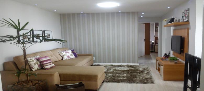 Sala De Tv Pequena E Simples ~ Sala simples decorada