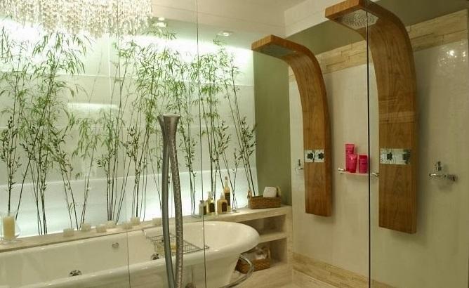 Decoração para Banheiro  7 Dicas Incríveis -> Decoracao Banheiro Chuveiro