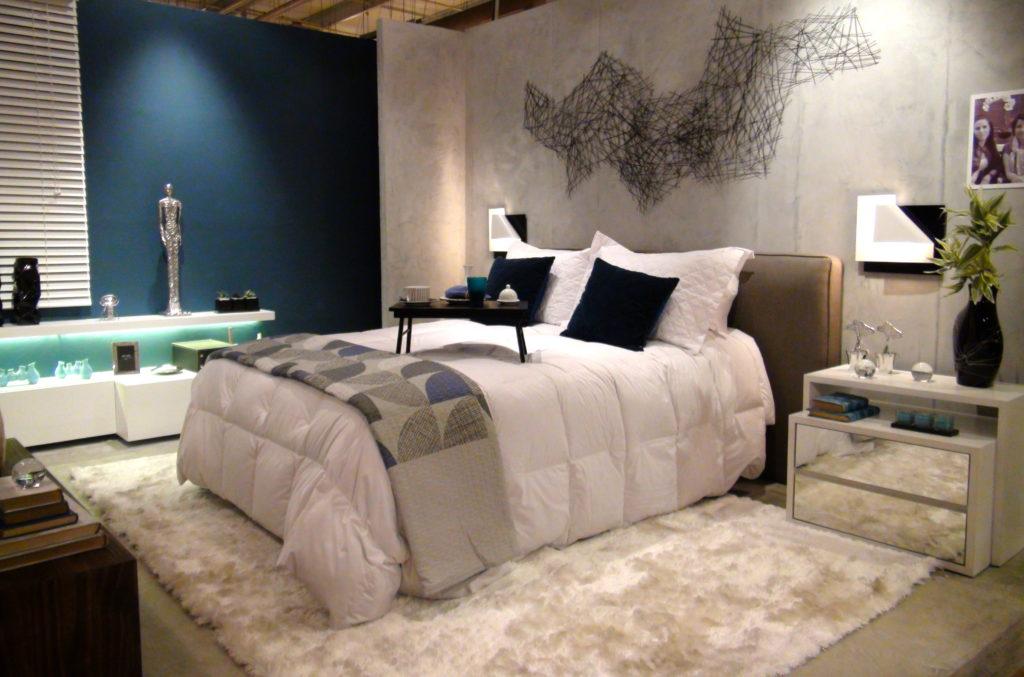 tapetes para quarto de casal