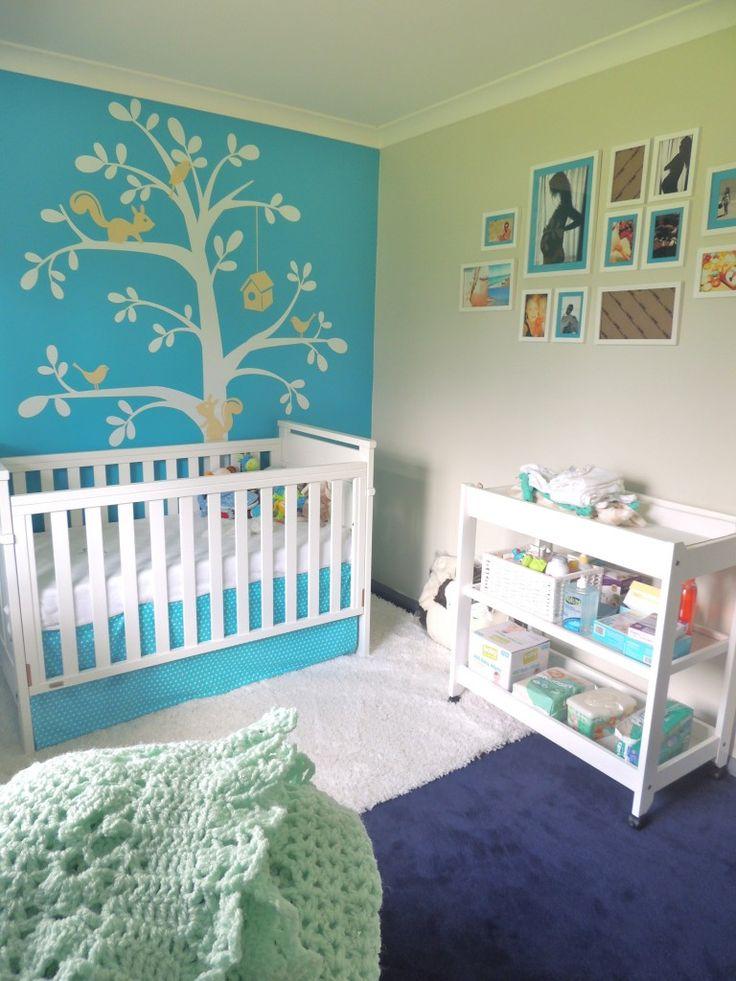 Aprenda como decorar o quarto de beb u00ea gastando pouco -> Decorar Quarto De Bebe Simples