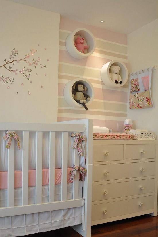 Aprenda como decorar o quarto de bebê gastando pouco