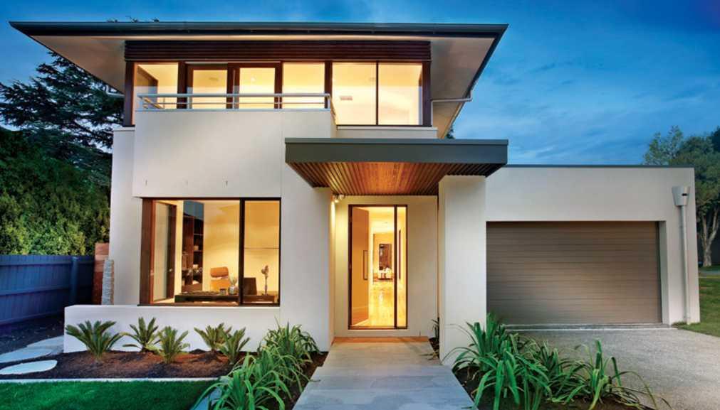 Cores de fachadas de casas modernas dicas e tend ncias for Cores modernas para fachadas de casas 2016