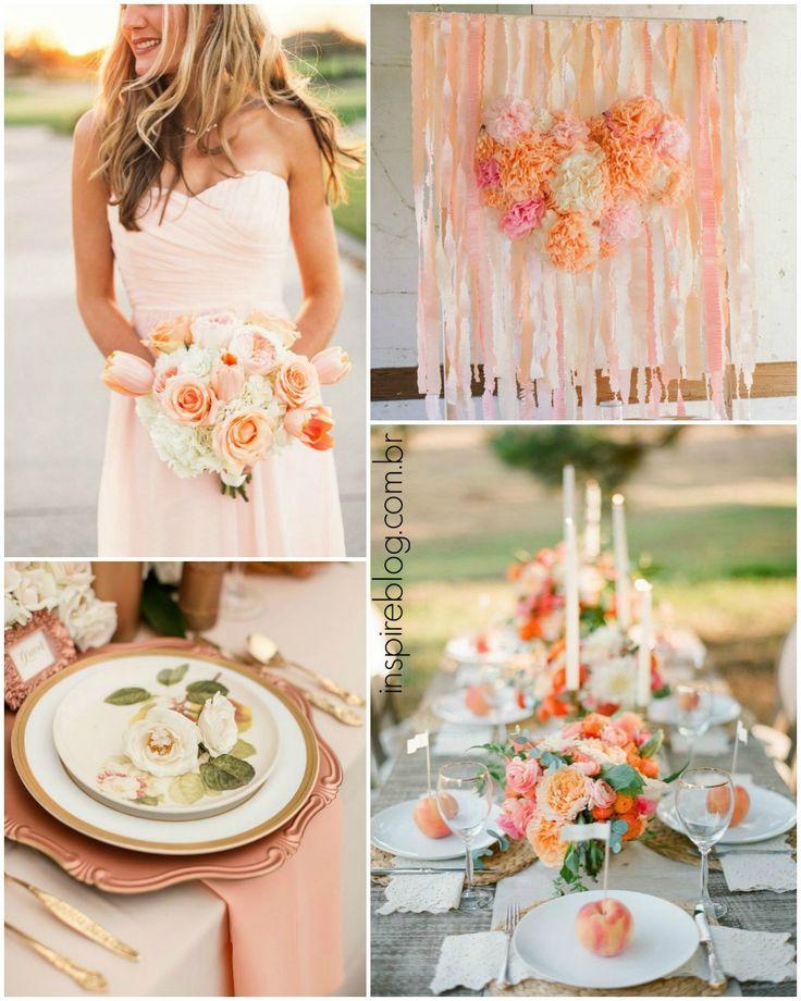 Como escolher as cores para a decoração de casamento? -> Decoracao De Banheiro Para Casamento