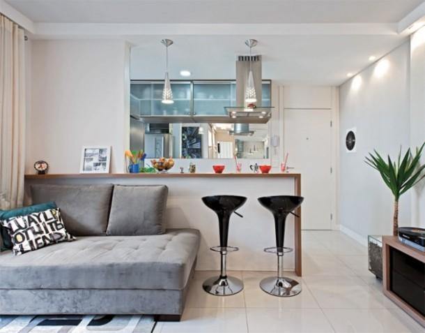 Decoração de Interiores para Apartamentos Pequenos