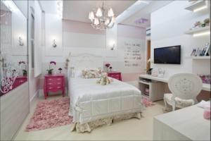 Dicas de decoração para quartos femininos4