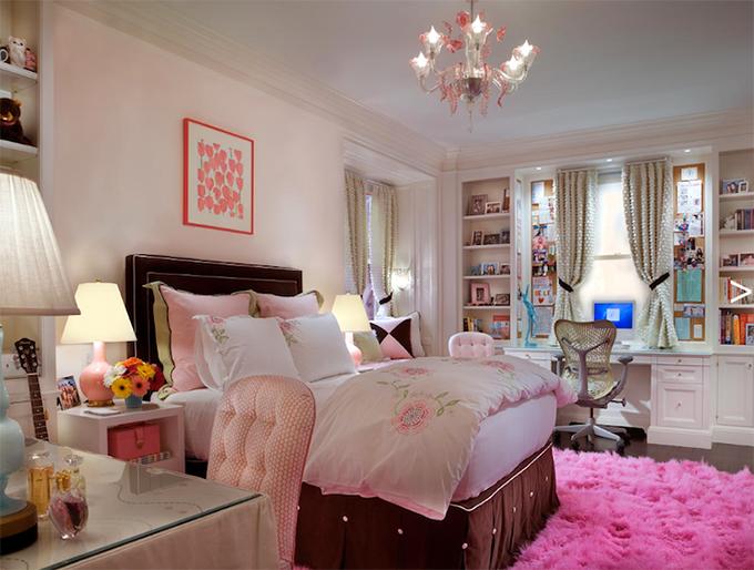 Ideias para decorar quarto feminino ~ Tapete Quarto Infantil Feminino
