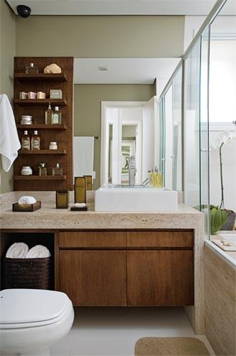 Decoração para Banheiro  7 Dicas Incríveis -> Decoracao Porta Banheiro