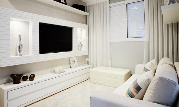 Sala De Estar Loja De Roupas ~ Por que optar por moveis planejados para sala de TV
