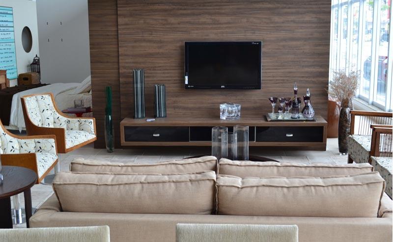 Sala Pequena Com Tv Grande ~ moveis planejados para a sala de tv
