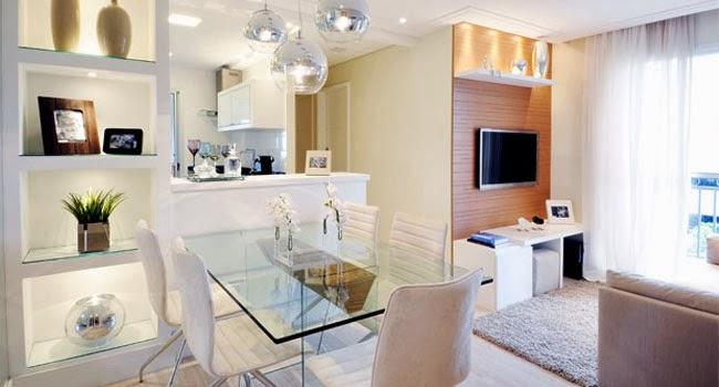 Como decorar uma casa pequena como um arquiteto - Ideas para casas pequenas ...