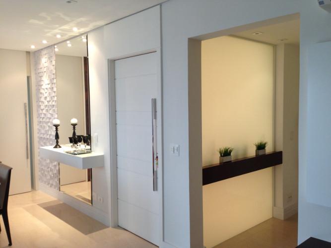 Armario Area De Serviço Aço ~ Aparadores para hall de entrada u2013 Dicas, modelos, cores (8) dicas de decoraç u00e3o fotos
