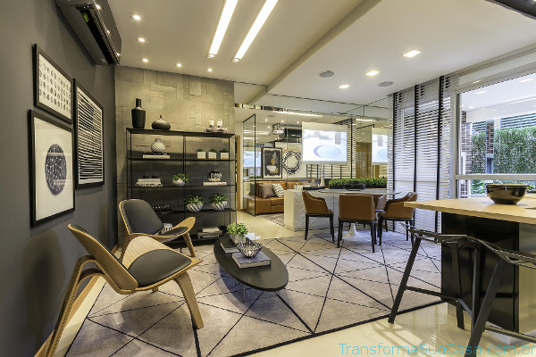 Apartamento grande – Como decorar 9 dicas de decoração como decorar como organizar