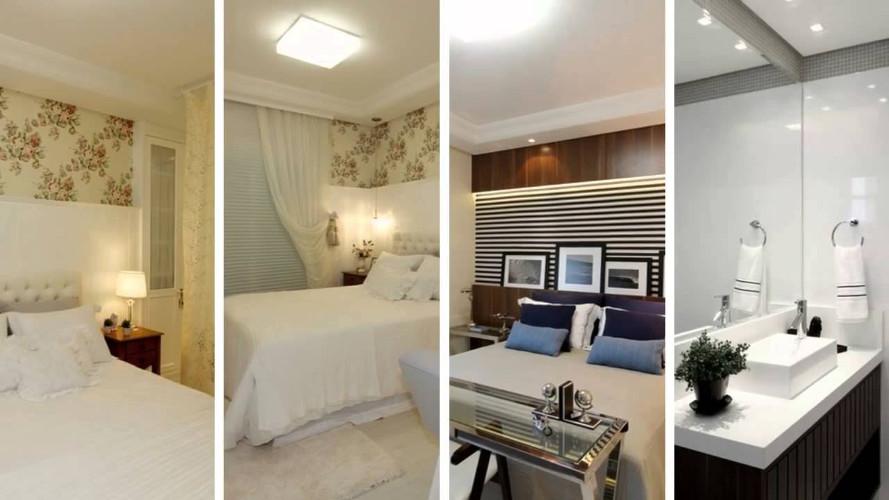 Apartamentos de luxo decorados – Como decorar, dicas (1) dicas de decoração fotos