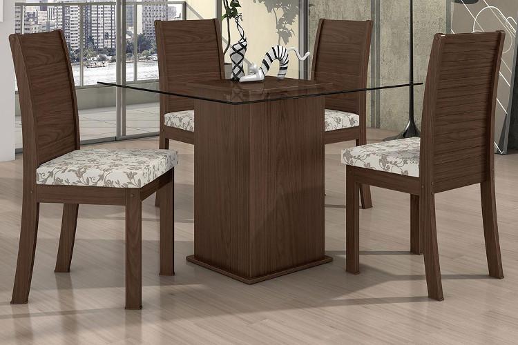 base de madeira para mesa de jantar maci a r stica quadrad On bases cromadas para mesas