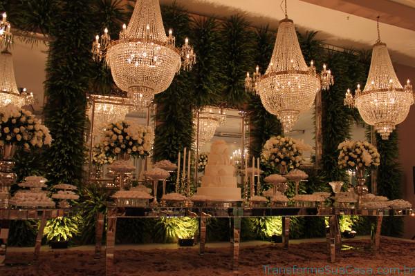 Casamento de luxo – Como decorar 1 dicas de decoração como decorar como organizar