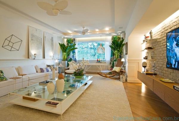 Decoração com piso branco – Como fazer 3 dicas de decoração como decorar como organizar