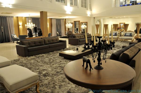 Decora o de ambientes internos como fazer for Como e living room em portugues