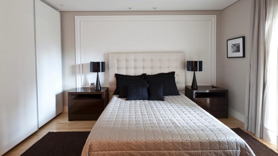 Decoraç u00e3o de quarto simples Dicas profissionais, fotos, como escolher # Decoração De Apartamento Simples E Bonito