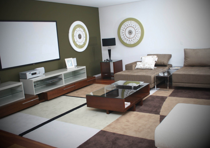 Dicas de decoração de salas – Como fazer, bonitas (7) dicas de decoração fotos