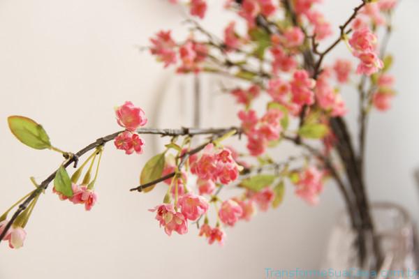Flores artificiais – Como usar 9 dicas de decoração como decorar como organizar