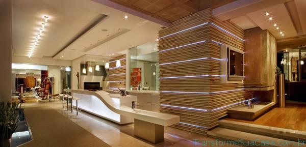 Iluminação de LED – Como fazer 1 dicas de decoração como decorar como organizar