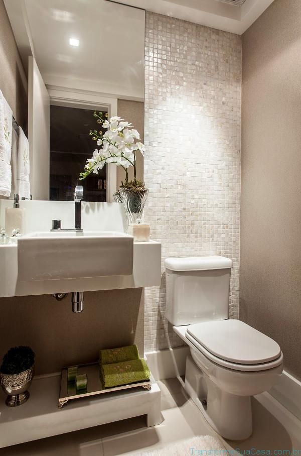 lavabos modernos como decorar