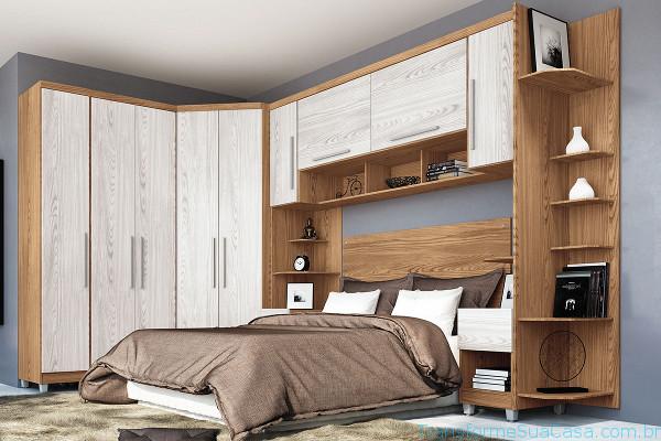 Móveis planejados de luxo – Como escolher (11) dicas de decoração como decorar como organizar