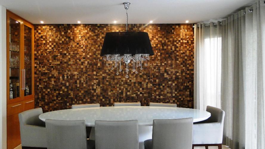Revestimento de parede  – Como escolher, cores, fotos (5) dicas de decoração fotos