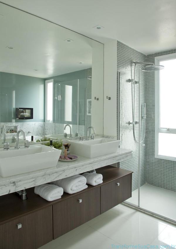 Revestimento para banheiro – Como escolher 2 dicas de decoração como decorar como organizar