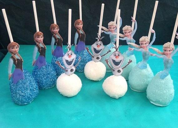 festa-da-frozen-bolo-no-palito