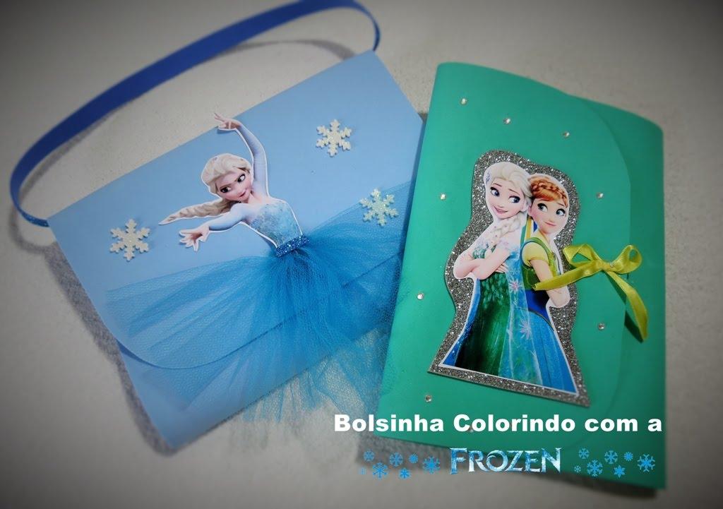 Decoração Frozen e as lembrancinhas