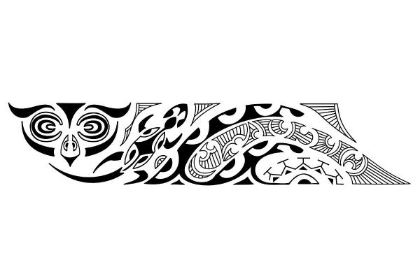 tatuagens Maori Ngaru