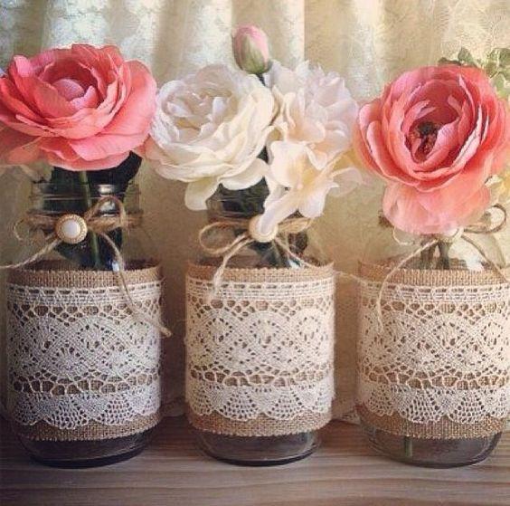 Arranjo de flores aprenda a fazer e modificar sua casa - Peceras pequenas decoradas ...